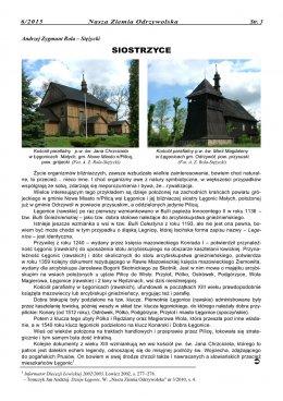 Nasza Ziemia Odrzywolska Nr 6 strona 3