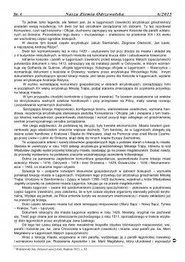 Nasza Ziemia Odrzywolska Nr 6 strona 4