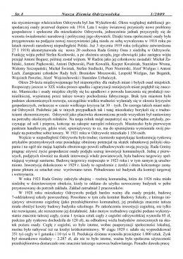 Nasza Ziemia Odrzywolska Nr 1 strona 8