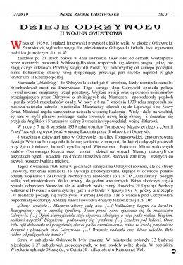 Nasza Ziemia Odrzywolska Nr 2 strona 3