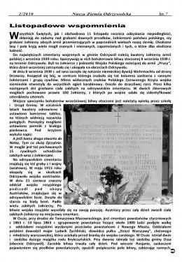 Nasza Ziemia Odrzywolska Nr 2 strona 7