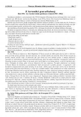 Nasza Ziemia Odrzywolska Nr 3 strona 7