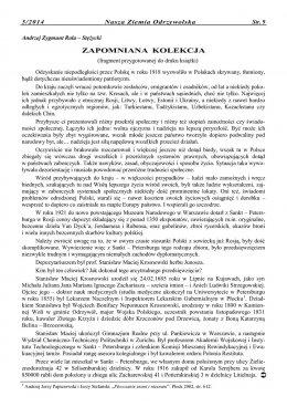 Nasza Ziemia Odrzywolska Nr 5 strona 9