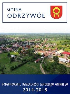 Podsumowanie działalności samorządu gminnego 2014-2018