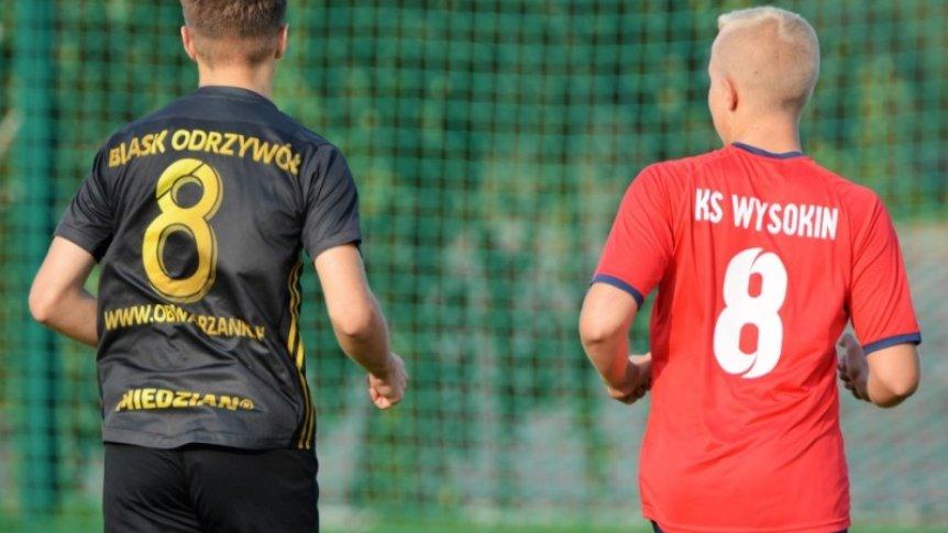 Derby piłkarskie w Odrzywole