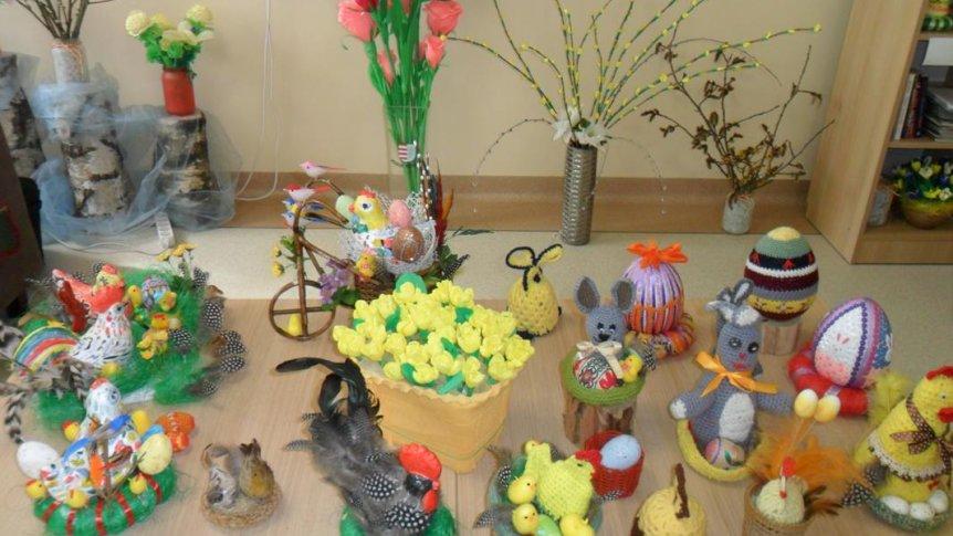 Wielkanoc w Dziennym Domu Senior+ w Gminie Odrzywół