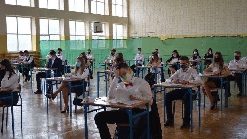 Egzamin ósmoklasisty w Publicznej Szkole Podstawowej w Odrzywole