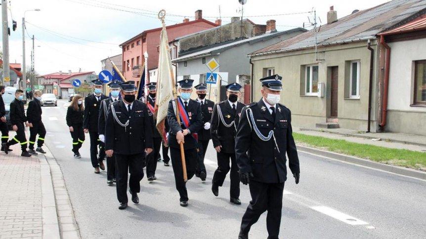 Święto Konstytucji i Dzień Strażaka w Odrzywole.