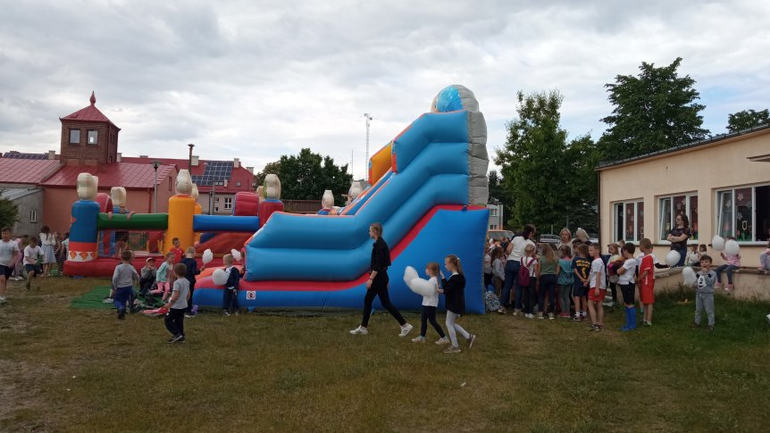 Dzień Dziecka w PSP w Odrzywole