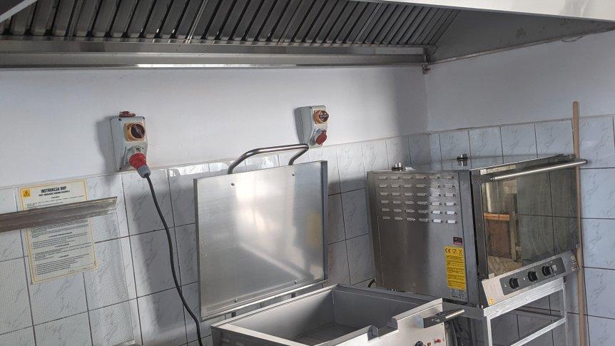 Szkolna kuchnia w PSP została zmodernizowana